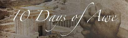 Days of Awe Prayer Guide
