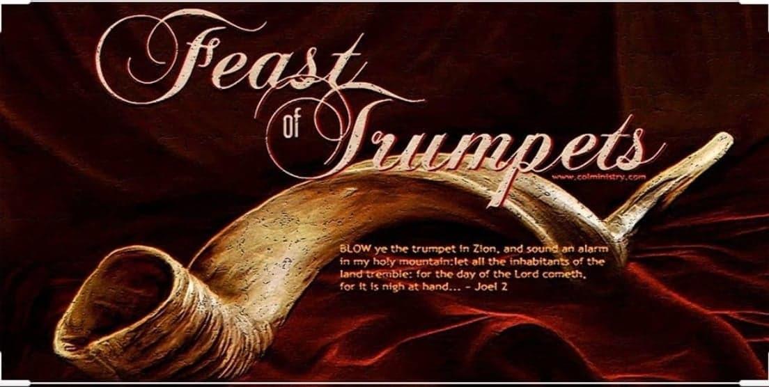 Yom Teruah / Rosh Hashanah – Feast of Trumpets